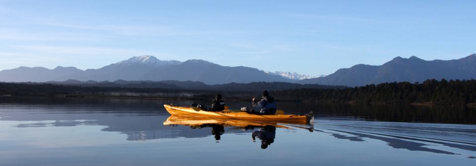 okarito-kayak
